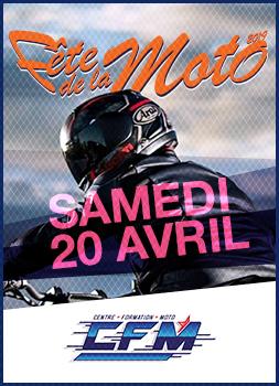 cfm permis moto fête 2019